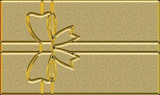 Un Noël tout en or
