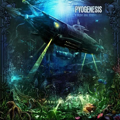 "PYOGENESIS - ""Mother Bohemia"" Lyric Video"