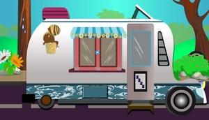 Jouer à Mobile bakery escape