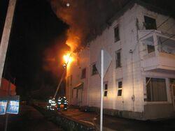 Incendie 29 juin 2013 La Guadeloupe