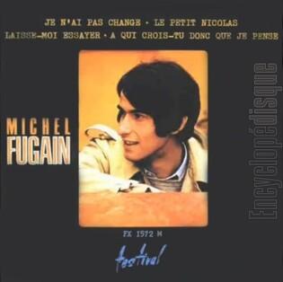 Michel Fugain, 1968