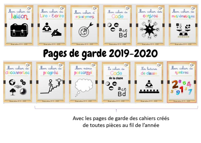Matériel des élèves pour 2019-2020