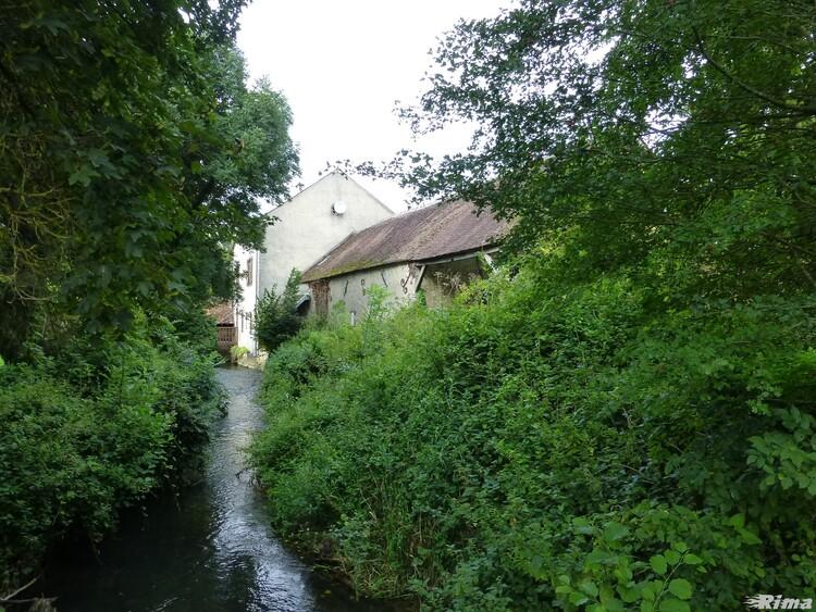 St Hilaire-les-Andrésis.