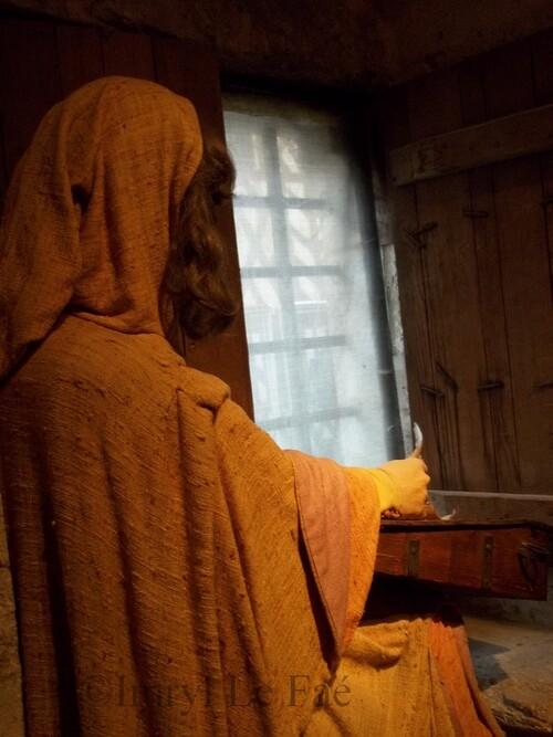 L'écrivain publique au Moyen Âge