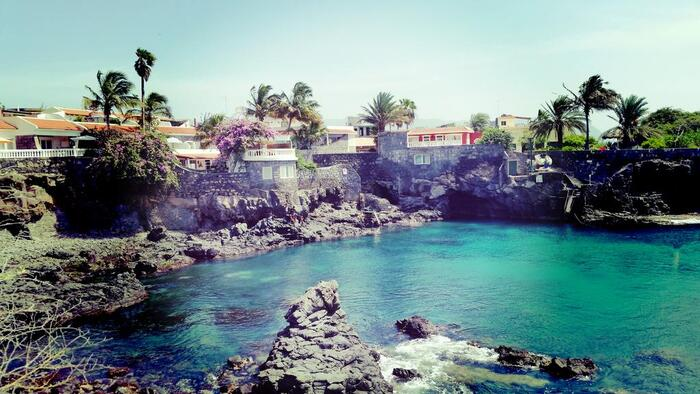 Balade Au Cap-Vert : Archipel Atlantique..