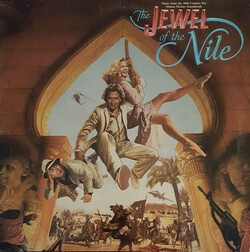 OST - The Jewel Of The Nile - Complete LP