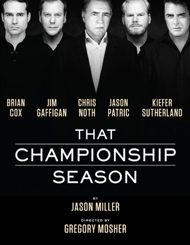 2011 -That Championship Season (théâtre)