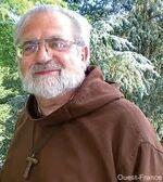 Planté Près de l'Eau vive - Michel Hubaut franciscain