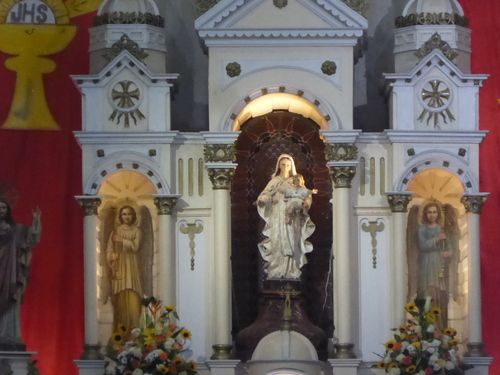 Mirador et église de Turi