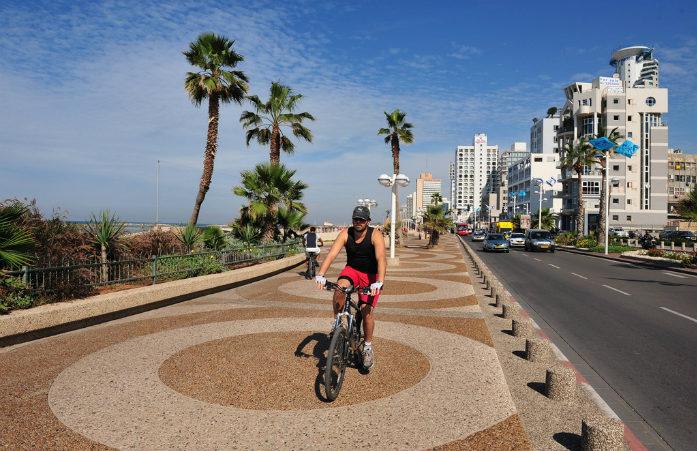 Tel Aviv est une destination parfaite, que vous soyez fêtard ou sportif