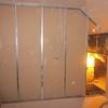 Pose du placo des cloisons de l\'étage (10)