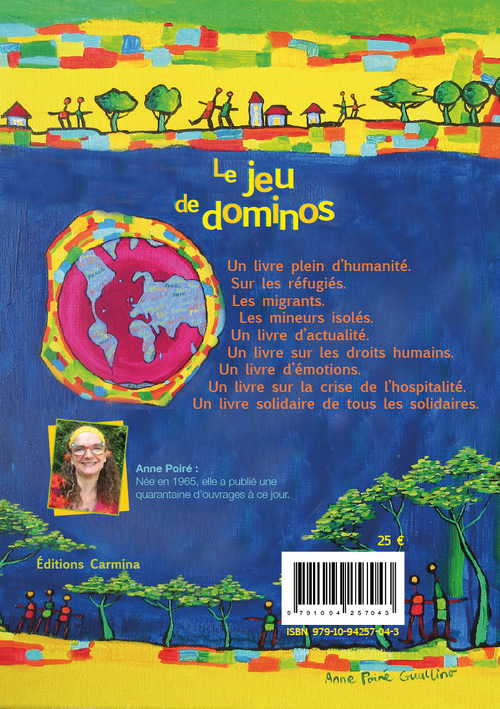 "La couverture du ""Jeu de dominos"""