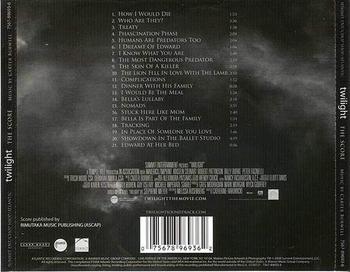 the score - twilight 3
