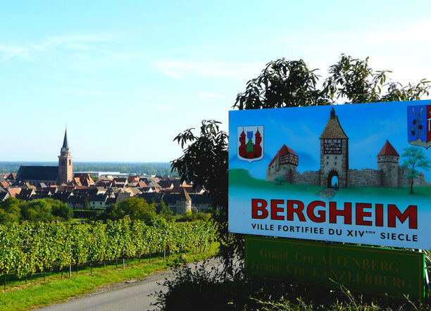 Ballade à Bergheim