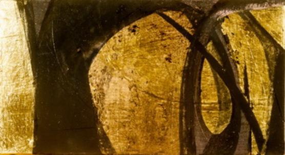Sei Arimori - Tempera et feuille d'or