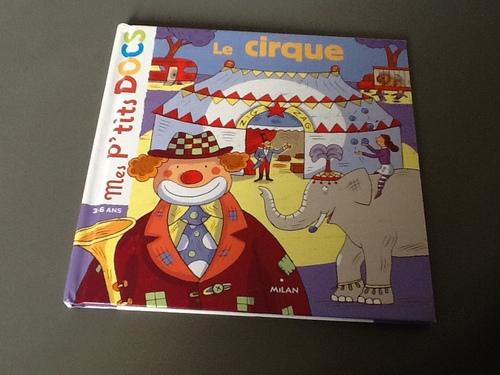 Un thème, des livres: le cirque