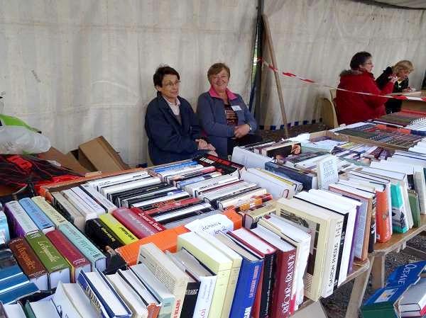 La foire aux livres et aux vieux papiers 2015...