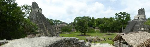 Guatemala, 12ème jour (2) Flores Tikal