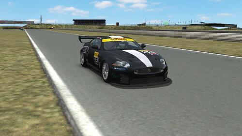 Team Apex Motosports Jaguar XKR