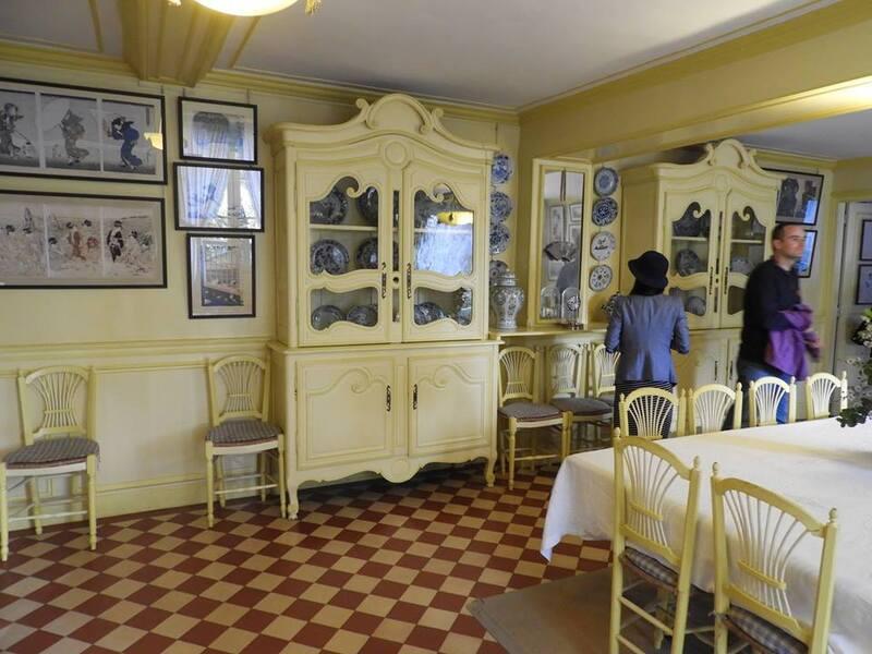 Sur les traces de Claude Monet (fin)