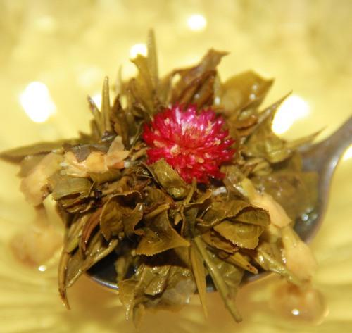 La fleur de thé