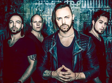 """BULLET FOR MY VALENTINE - """"Not Dead Yet"""" (Clip)"""