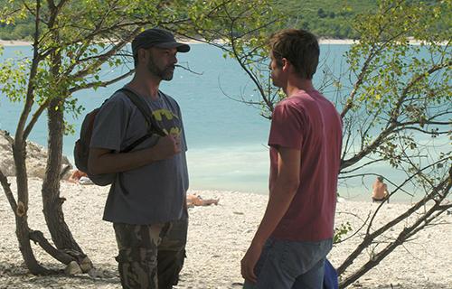 L'inconnu du lac de Alain Guiraudi