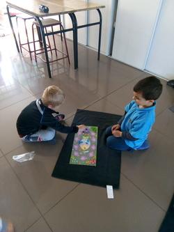 Semaine de jeux coopératifs