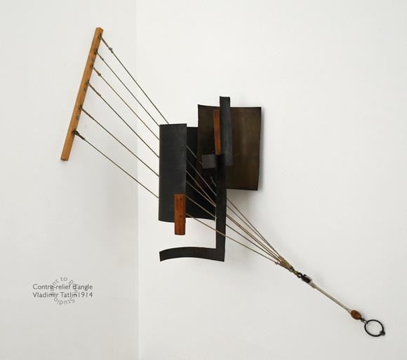 Vladimir Tatline contre-relief Angle1914/15