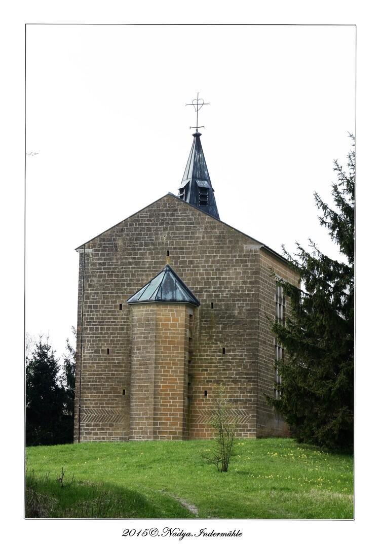 Givry, et sa chapelle de Montmarin