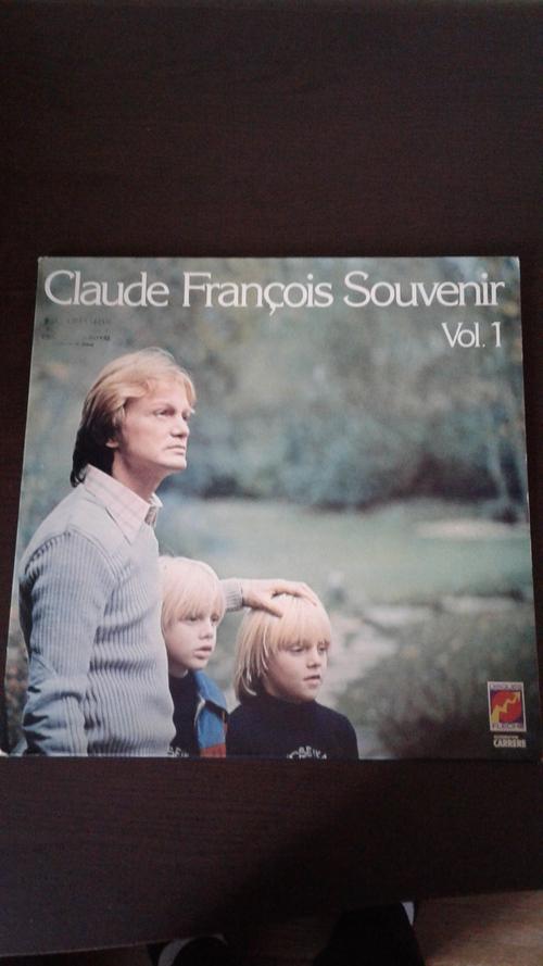 Mon nouveau 33 tours de Claude François