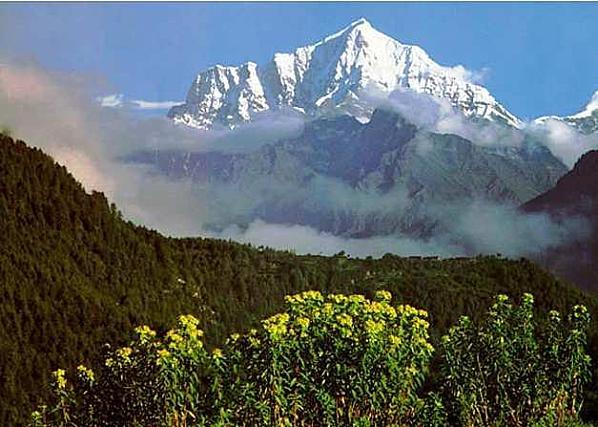 Capture tibet
