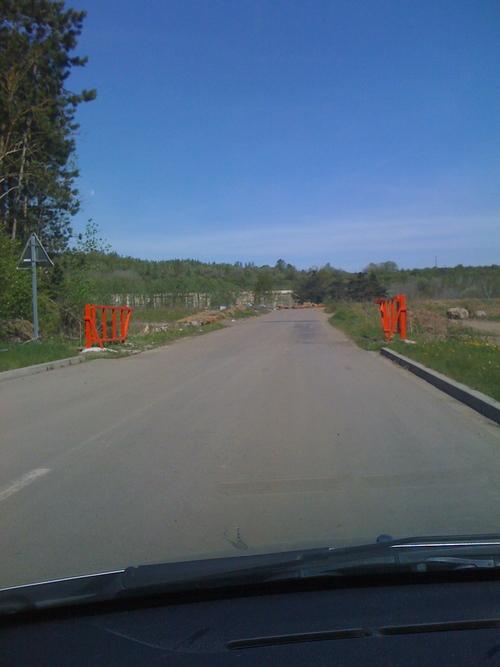 Enfin des barrières contre les déchets à Micheville ! Merci !