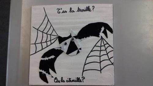 Quelques bricolages d'Halloween