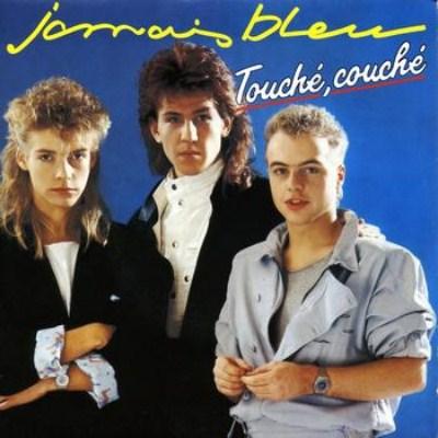 Jamais Bleu - Touché Couché (1987)