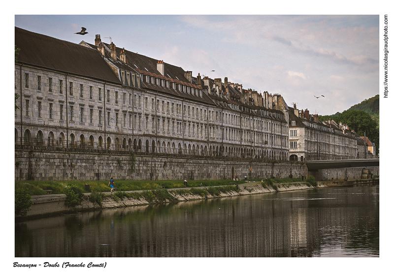 Besançon, la cité aux mille visages, mille surprises (Grand Est)