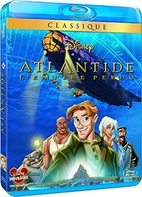 [Test Blu-ray] Atlantide, l'empire perdu