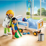 Un Playmobil retrouvé dans les bronches d'un patient