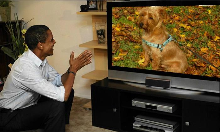 Woopy et Barack Obama