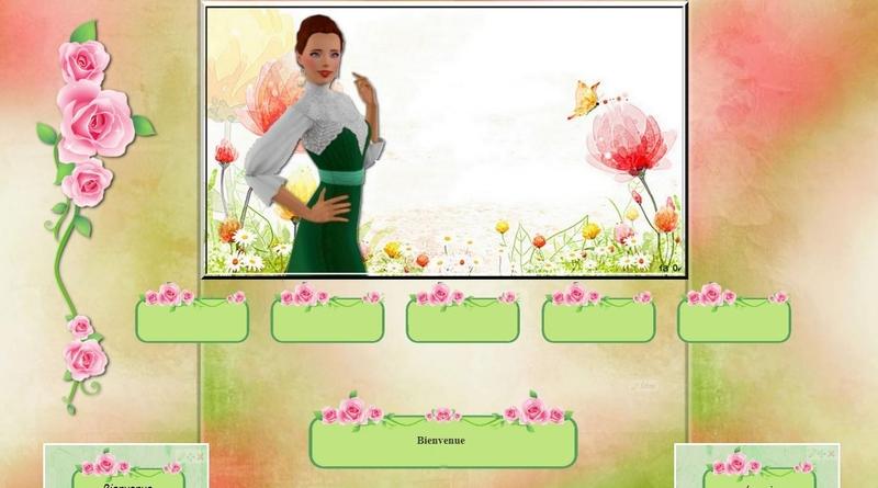 bordures de roses 1