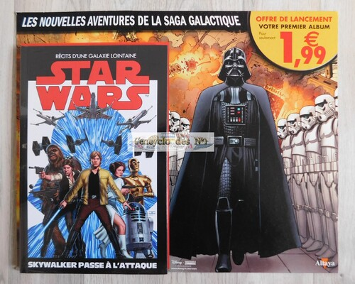 N° 1 Récits Star Wars - Test