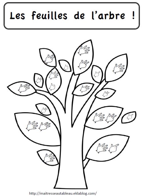 Jeu de Numération : Les feuilles de l'arbre