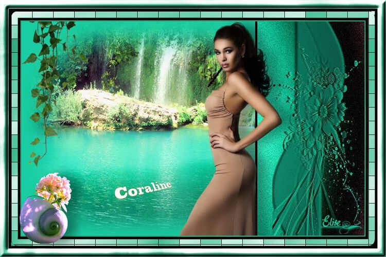 Coraline de Evalynda