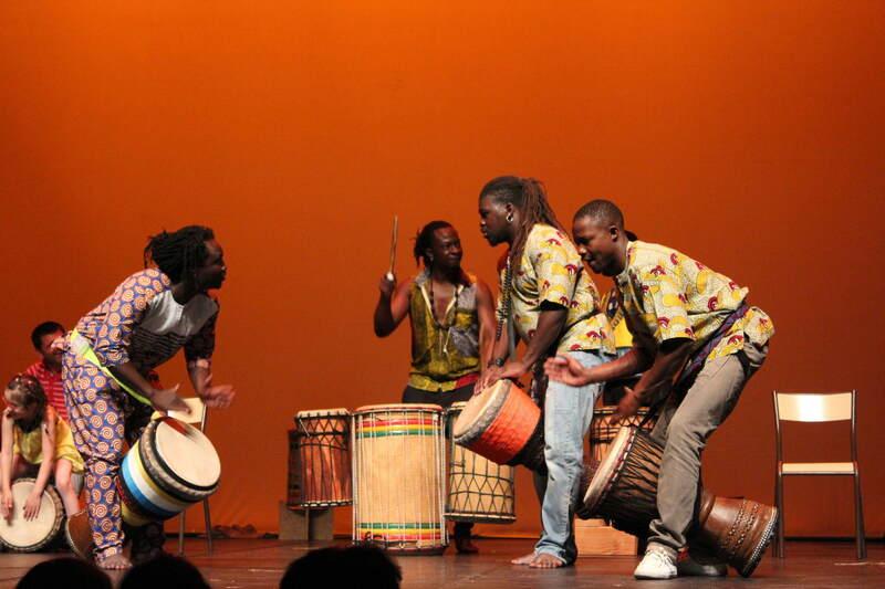 La belle Afrique 25 juin 2016