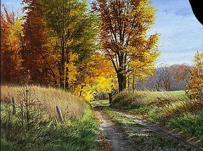 Paysages d'Automne