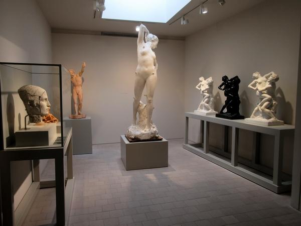 Découverte du superbe musée Camille Claudel à Nogent sur Seine, avec l'Association Culturelle Châtillonnaise