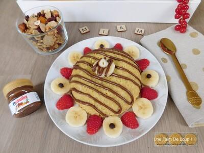 Bowl cake banane & Nutella