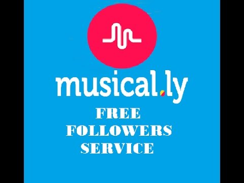 how to get musically followers