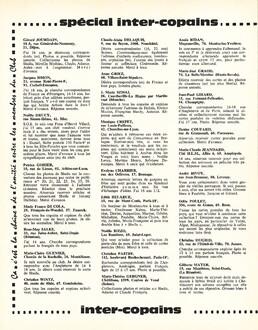 JOURNAL N°28 avril1967