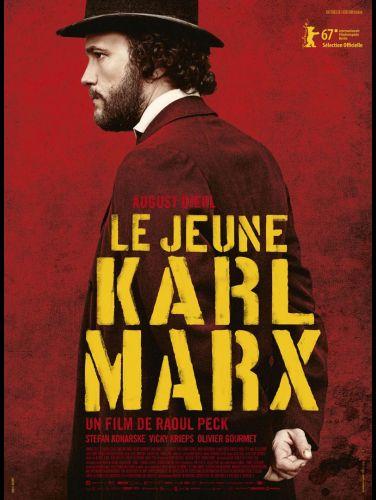 "Cinéma: ""Le jeune Karl Marx""-film de Raoul Peck"